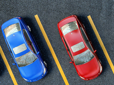 Автоматизированная система парковки