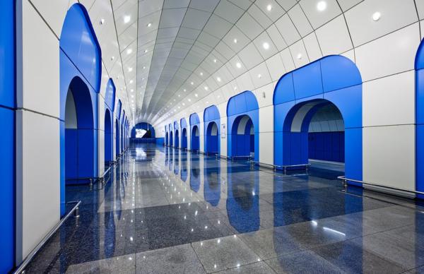 Almaty Subway, Kazakhstan