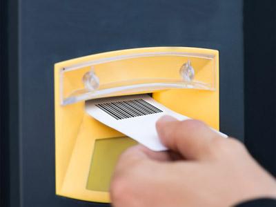 Thu tiền vé tự động