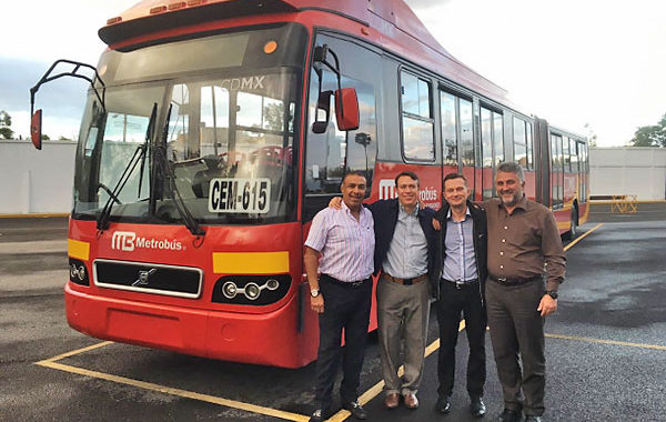 LOT Group + TAS + METROBUS = BRT In Mexico