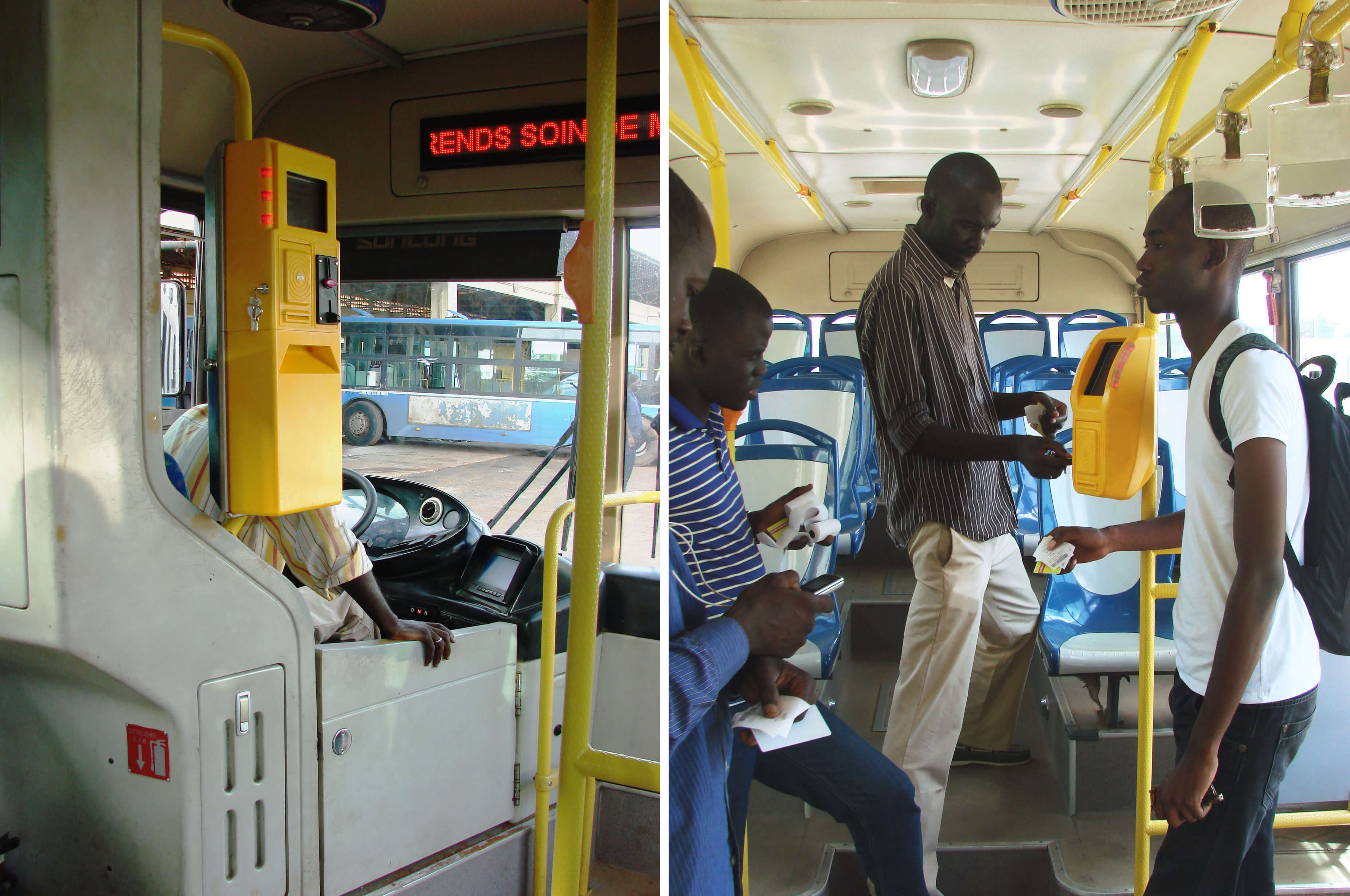 Automation Fare Collection Systems  Implemented Projects
